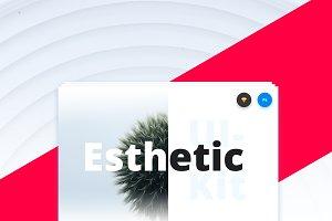 Esthetic UI Kit