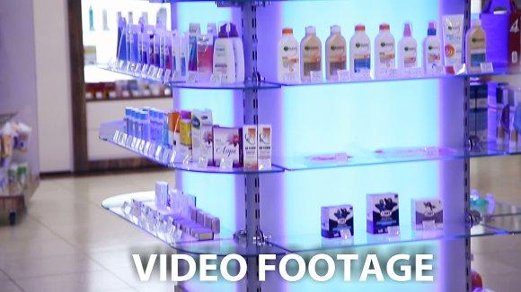 Drugstore,cosmetics and healthcare