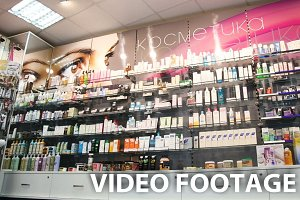 Drugstore,cosmetics and healthcare
