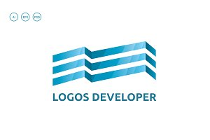 Modern logo for business companies
