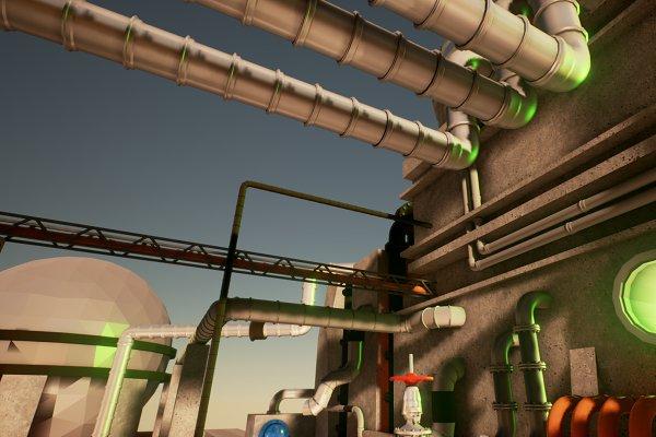 3D Appliances: Neptunq Shop - Pipes and Ventilations