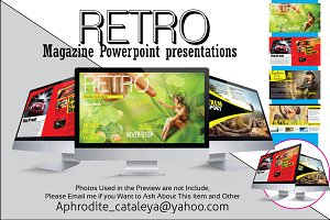 Retro Powerpoint Presentations