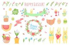 Easter Set + 8 spring patterns