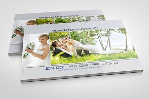 Wedding Protfolio Brochures