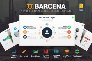Barcena Google Slides Template