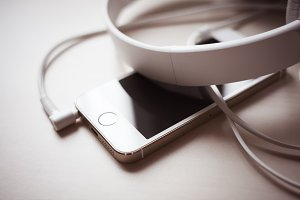iPhone Headphones #4