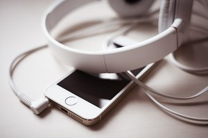 iPhone Headphones #3