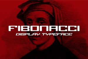 Fibonacci Display Typeface