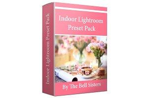 Indoor Lightroom Preset Pack