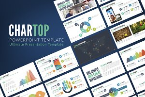 Chartop | Powerpoint template