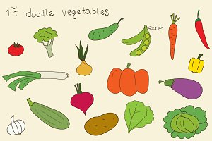 Vegetables (with bonus)