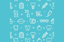 Dental Tooth Clinic Background