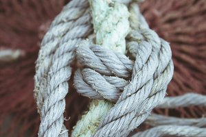 sailor rope knot