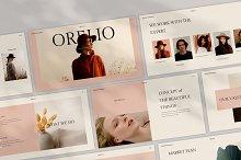Orelio Google Slides by  in Presentations