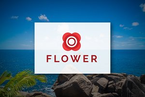 [68% off] Flower - Logo Design