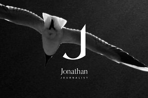 Jonathan Logo & Business Card