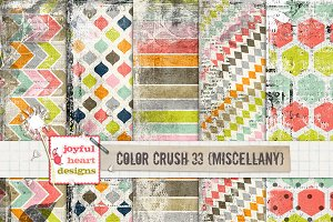 Color Crush 33 {miscellany}
