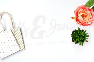 Styled Stock Photography - floral