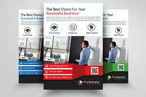 Strategy Business Flyer Template