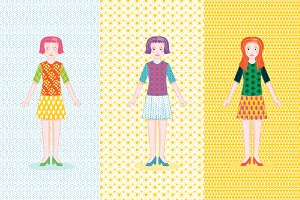 Summer Fabric Patterns