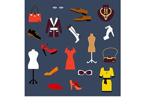 Fashion clothing and accessories