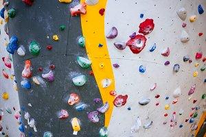 Rock Climbing Wall 2