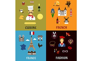 France travel, tourism and culture