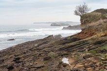 Mouro Island. Santander