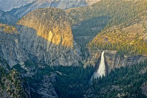 Cap & Fall 3, Yosemite Nevada Falls