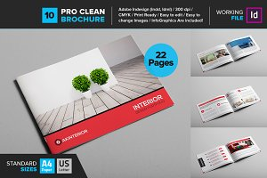 Interior Brochure Template 10