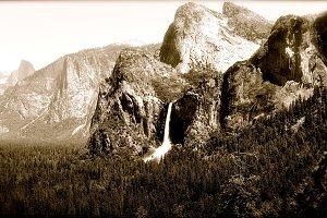 Muir's Yosemite 1
