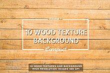 10 Wood Textures Compact Set Vol.1