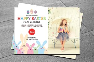 Easter Mini Session Template-V224