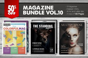 Magazine Bundle 10