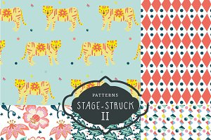 Stage-Struck Pattern Collection II