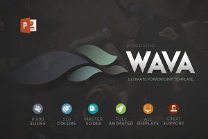 Wava | Powerpoint template