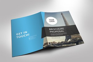 Unique Bi-fold brochure