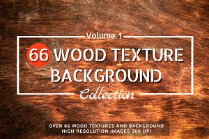 66 Wood Texture Background Vol.1