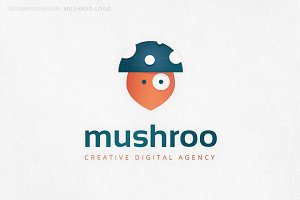 Mushroo Logo