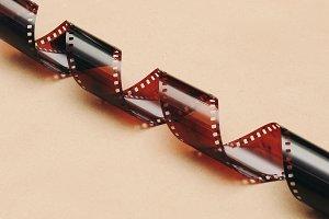Film on craft paper