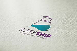 Super Ship Logo