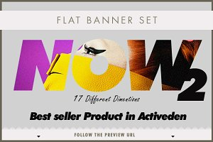"Now 2 - ""Creative Web Banners"""