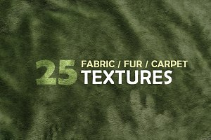 Fabric, Fur & Carpet Textures