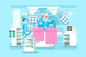 Operating room design