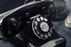 Antique Phone (Photo)