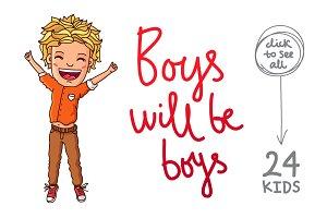 Boys will be boys vol.2