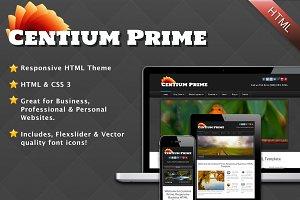 Centium Prime - Responsive Template