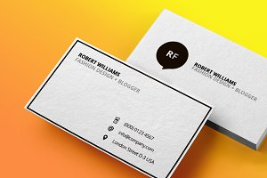 Business Card - Williams