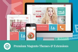 Crafts - for Magento Handmade Stores
