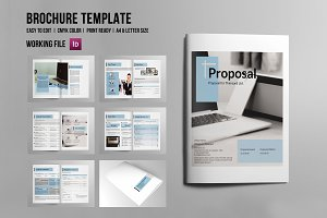 Business Proposal Template-V427